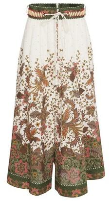 Zimmermann Batik skirt
