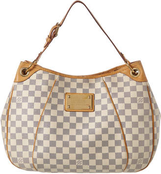 Louis Vuitton Damier Azur Canvas Galliera Pm