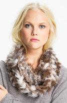Collection XIIX Mixed Faux Fur Muffler