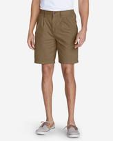 Eddie Bauer Men's Legend Wash Side-Elastic Chino Shorts