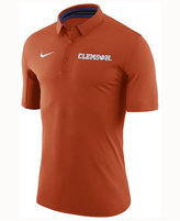 Nike Men's Clemson Tigers Basketball Polo