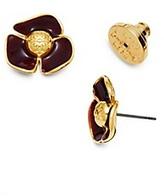 Tory Burch Fleur Stud Earring