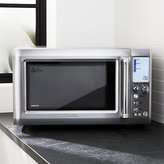Crate & Barrel Breville ® Quick Touch Crisp Microwave Oven