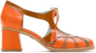 Sarah Chofakian Sein leather pumps
