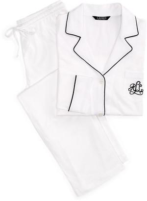 Ralph Lauren Cotton-Modal Pyjama Set