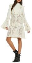 Scotch & Soda Bell-Sleeve Poet Dress