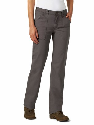 Wrangler Women's Regular Fit Work Pant