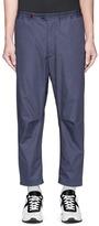 OAMC Cuff strap taffeta jogging pants