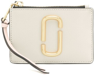 Marc Jacobs Snapshot top zip wallet