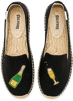 Soludos Cheers Smoking Slipper