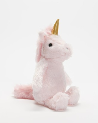 Cotton On Baby - Pink Animals - Baby Snuggle Toy - Size One Size at The Iconic