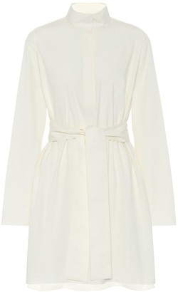 The Row Exclusive to Mytheresa a Manuela cotton minidress