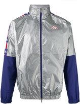 Kappa colour-block bomber jacket - men - Polyester - S