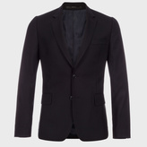 Paul Smith A Suit To Travel In - Black Wool Soho Blazer