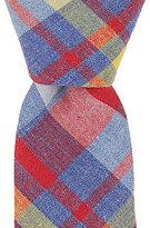 Original Penguin Kellaway Plaid Skinny Cotton Tie
