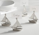 Pottery Barn Sailboat Place Card Holders, Set of 4