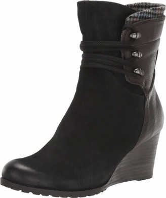 Cobb Hill Lucinda Lace Boot Black