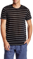 Onia Chad Stripe Linen T-Shirt