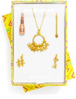BaubleBar Night on the Town Charm & Chain Set