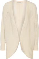 Autumn Cashmere Open-knit cashmere cardigan