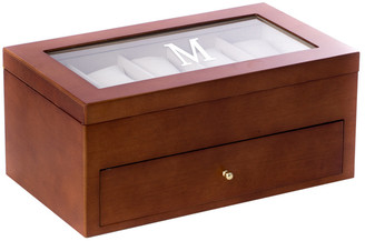 Bey-Berk Bey Berk Cherry Wood 20 Watch Box