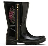 Unlisted Women's Zipper Rain Boot