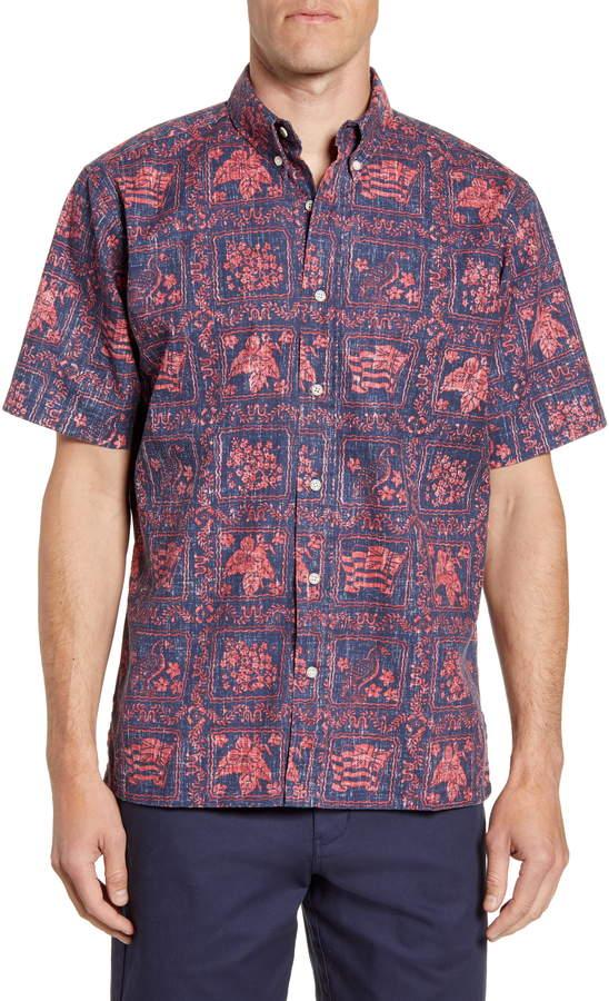 c3baace2 Reyn Spooner Men's Shortsleeve Shirts - ShopStyle