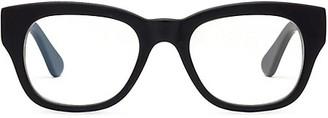 Caddis Miklos 52MM Square Blue Light Optical Glasses
