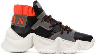 Philipp Plein Runner Monster low-top sneakers