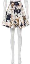 Rag & Bone Elsa Camo Skirt w/ Tags