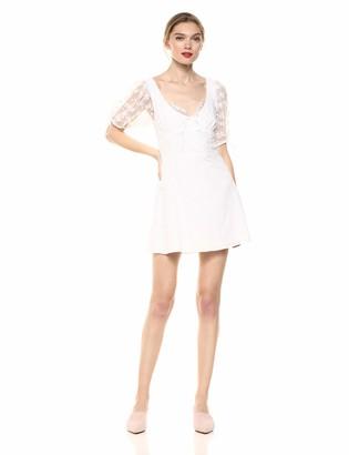 For Love & Lemons Women's Felix Mini Dress