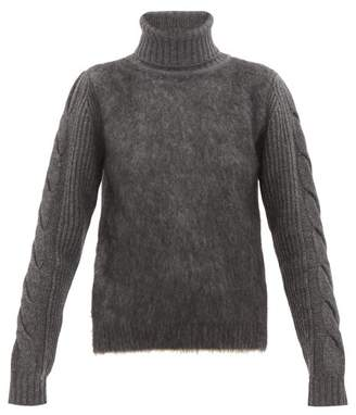 Max Mara Formia Sweater - Womens - Dark Grey