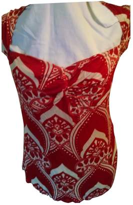 T-Bags LosAngeles T Bags Red Top for Women
