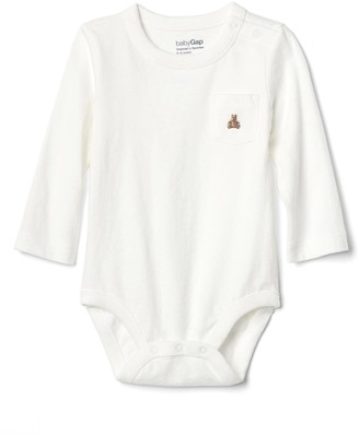 Gap Baby Brannan Pocket Bodysuit