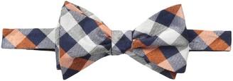Tommy Hilfiger Men's Buffalo Check Self-Tie Bow Tie