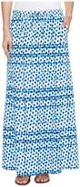 Tommy Bahama Dot Matrix Maxi Skirt
