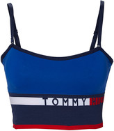 Tommy Hilfiger Women's Bras SURF - Surf the Web Seamless Bandeau Bra