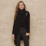 Ralph Lauren Blue Label Wool-Cashmere Wrap