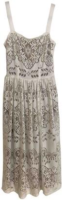 Collette Dinnigan White Dress for Women