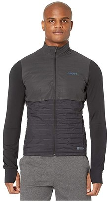 Craft Lumen Subzero Jacket (Black) Men's Coat