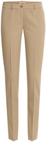 Michael Kors Straight-Leg Wool Trousers