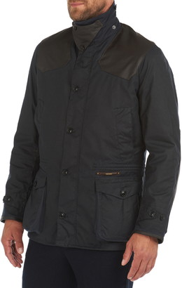 Barbour Supa Ashby Waxed Cotton Jacket
