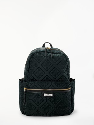 Day Et DAY et Gweneth Q Flotile Quilted Backpack, Black