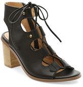 Kensie Elicia Leather Sandals