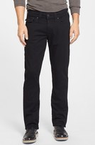 True Religion Brand Jeans 'Ricky' Relaxed Fit Jeans (Midnight Black)