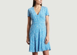 Samsoe & Samsoe Cindy Floral Dress - XXS