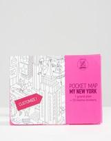 Books OMY New York Pocket Map