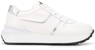 Car Shoe Flat Low Top Sneakers