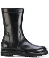 Rick Owens high ankle boots