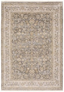 StyleHaven Marley Distressed Traditional Fringed Area Rug